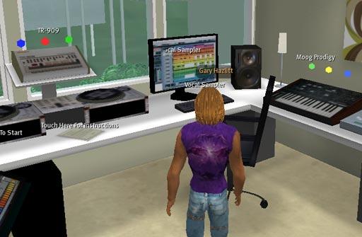 Second Life ARG