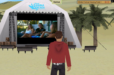 Virtual Laguna Beach Showtime