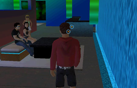 Virtual Laguna Beach Club Chat