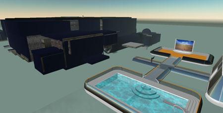 Sky Platform and Midian